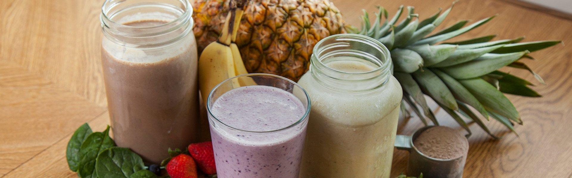 Протеиновые коктейли для роста мышц в домашних условиях 58