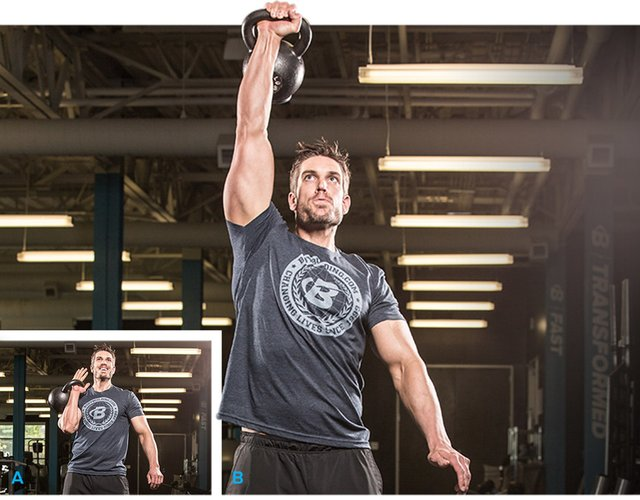 Todd Durkin 39 S World Cl Workouts The 3 Most Effective Kettlebell Exercises Stack