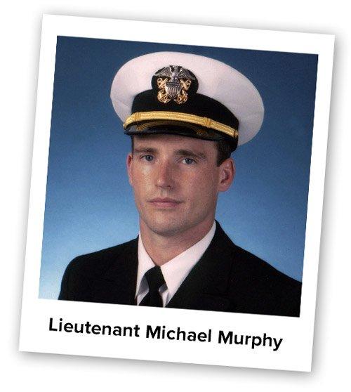 Lieutenant Michael Murphy