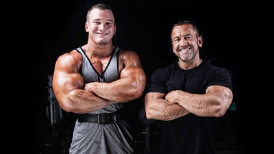 Top 10 New Year's Resolutions For Gaining Muscle