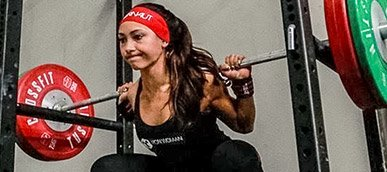 10 Badass Lady Lifters