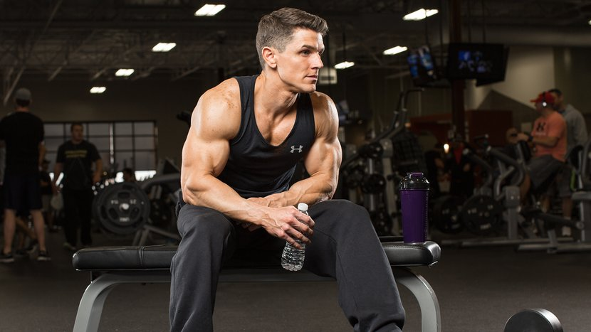 Image result for How Long Should You Rest Between Sets If Arm Size Is Your Goal