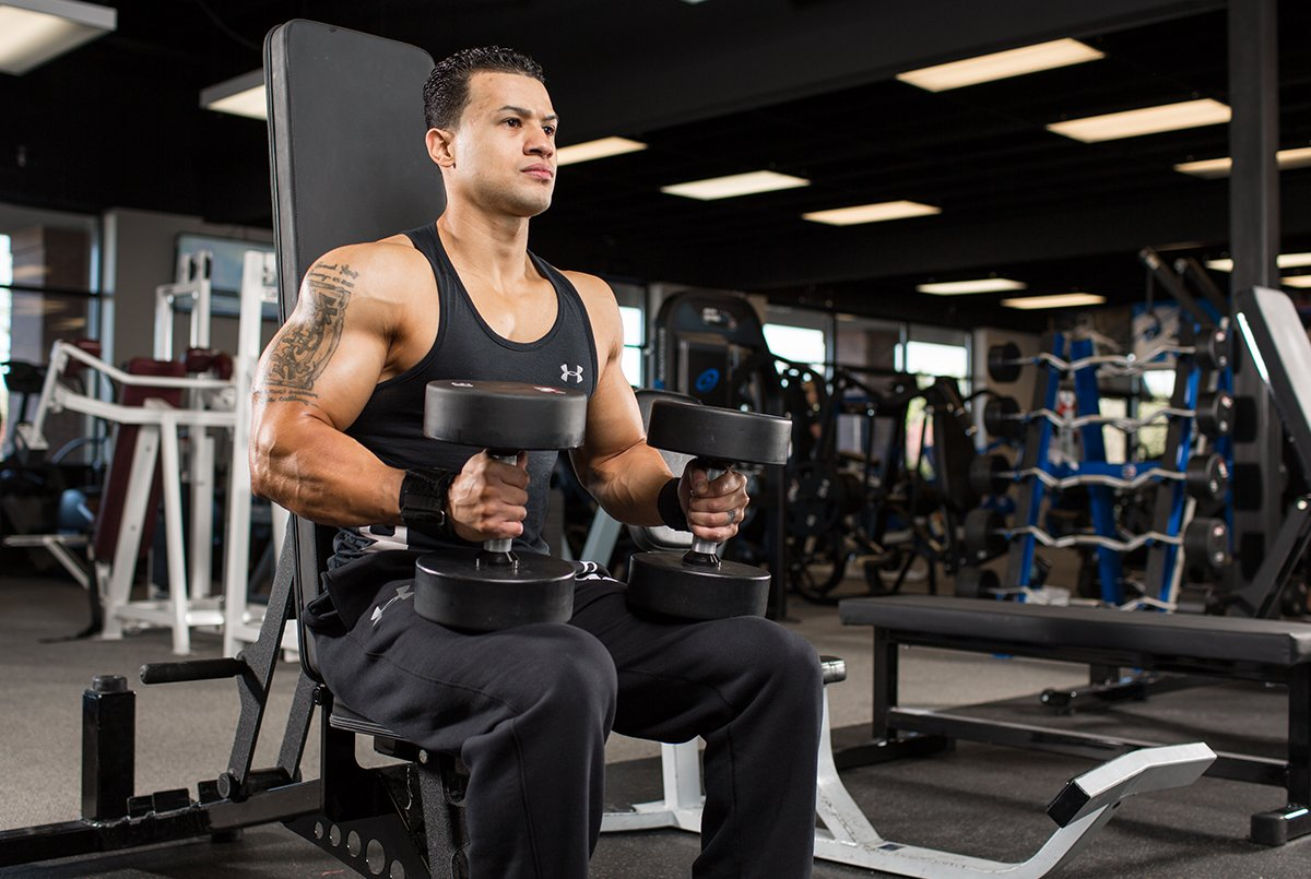 Increase muscle up reps