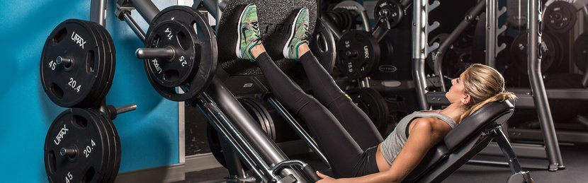 Where Should I Place My Feet On The Leg Press?