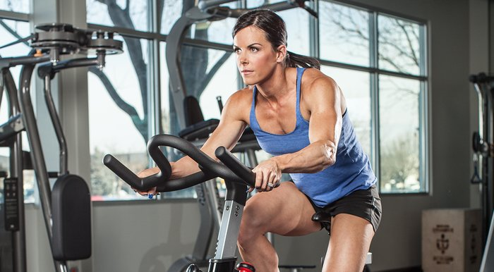 Aerobic exercise (regardless of intensity) will help to strengthen the muscles.