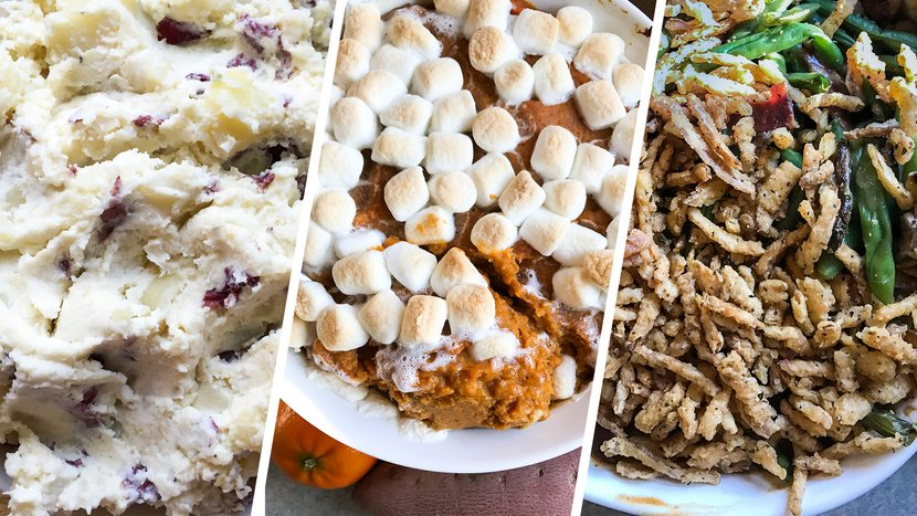 3 Thanksgiving Gut Bombs Made Healthier And Delicious