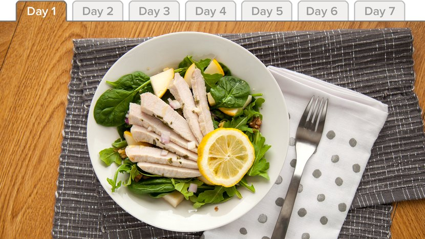 7-Day Fall Meal Plan