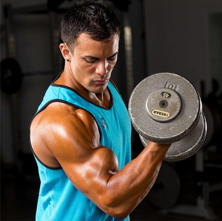 7 consejos debajo del radar para bíceps más grandes 1