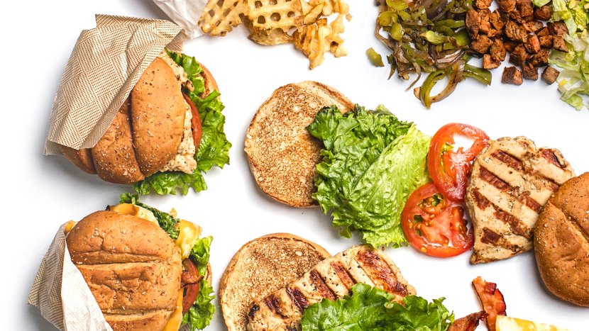 8 Muscle-Building Fast-Food Options!