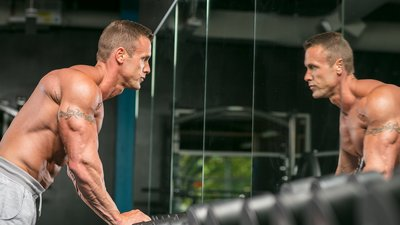 Brandan Fokken's Inspiring Story And Quick Upper-Body Routine