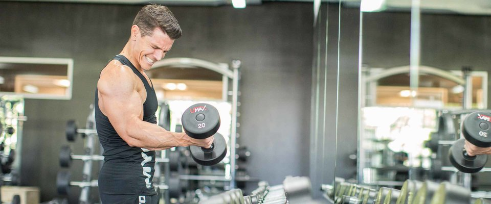 Jason Wittrock's Blow-Your-Arms-Up Workout | Bodybuilding.com