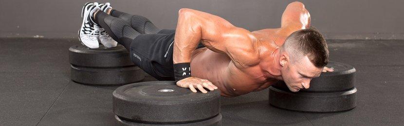 Scott Mathison's 240-Rep Bodyweight Challenge