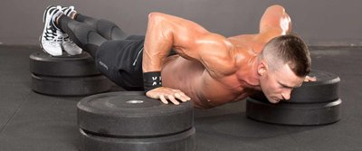 Scott Mathison's 240-Rep Bodyweight Challenge