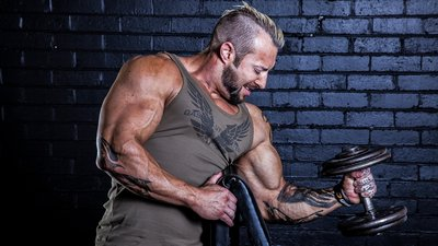 The Ultimate Kris Gethin Pre-Workout Experience