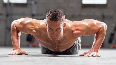 Why The All-Time Greats Love Push-Ups, And You Should, Too