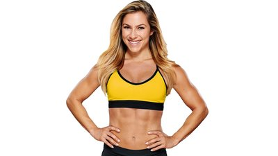 Allison Hagendorf: The Host With Rock-Hard Abs