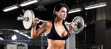 Amanda Latona's Training Program