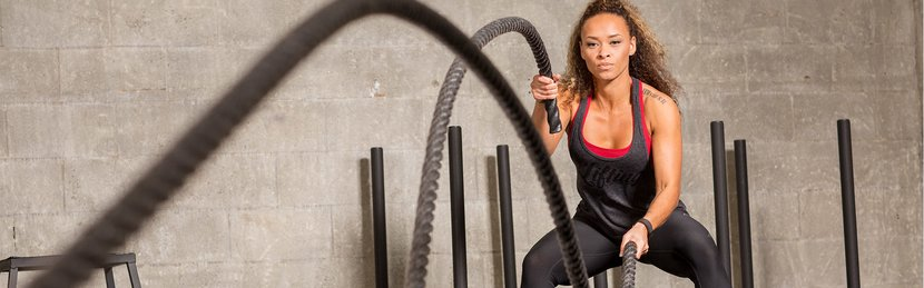 Fitness 360: Chassidy Smothers, Beyond Basic Training