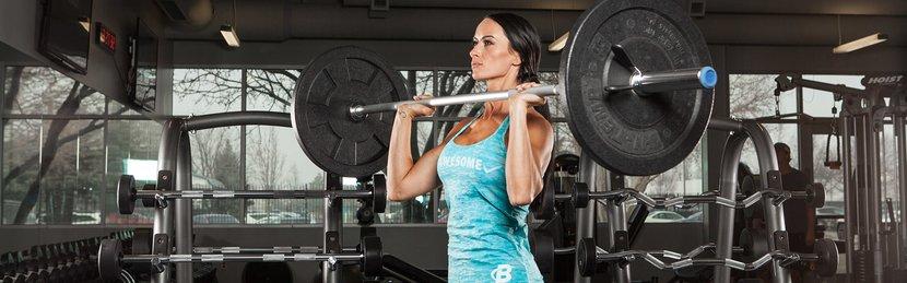 Jen Rankin's Muscle Building Program
