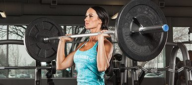 Jen Rankin's Muscle Building Program