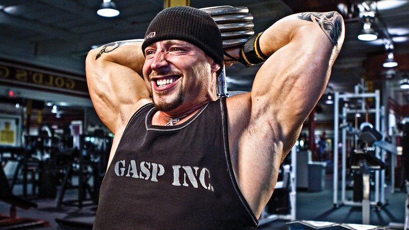 Kris Gethin's Top 3 Triceps Exercises