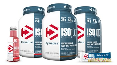 Supplement Company Of The Month: Dymatize