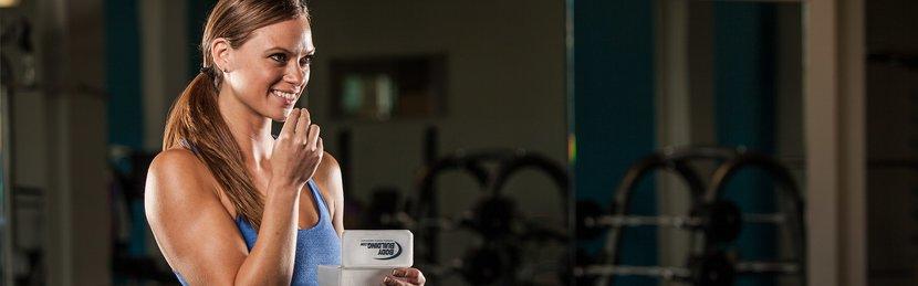 Fitness 360: Tabitha Klausen, Model Trains Supplement Program