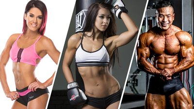 10 Fit Physiques That Will Drop Your Jaw