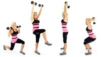 20-Minute Full-Body Workout For Busy Women