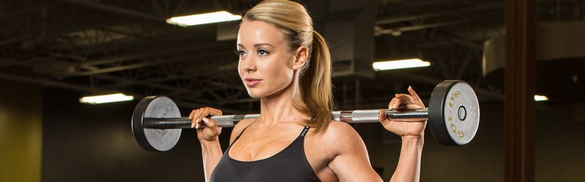 4 Old-School Bodybuilding Exercises Every Woman Needs