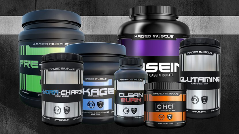 Supplement Company Of The Month: Kaged Muscle