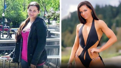 Body Transformation: Brooke Roynon Rocked Fat With Fitness