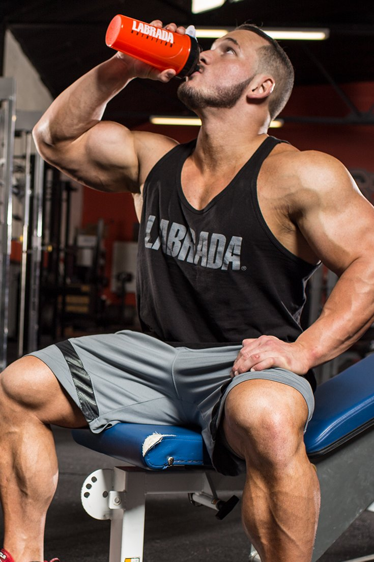 Hunter Labrada's Guide To Post-Workout Nutrition And ...