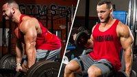 Hunter Labrada's High-Volume Back and Biceps Workout
