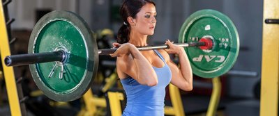 Fitness 360: Jaquelyn Kastelic, Powered By Paleo—Training