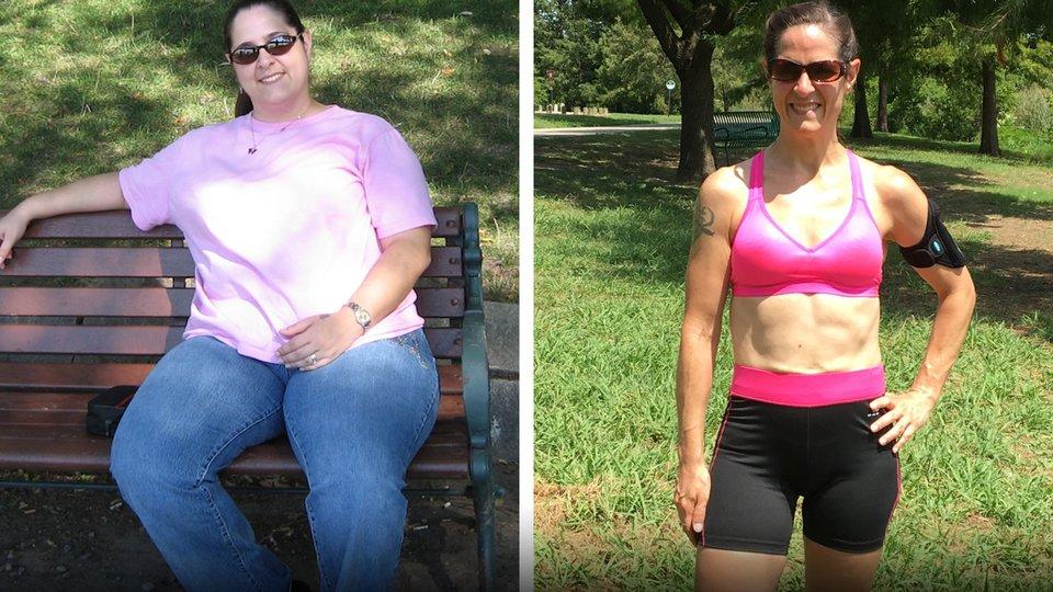 Jessie Pedaled Away 100 Pounds   Bodybuilding.com