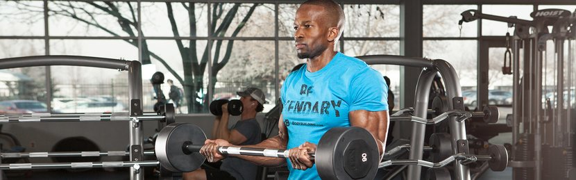 Kelechi Opara's Muscle Building Program