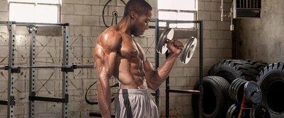 Kizzito Ejam's Muscle Building Program