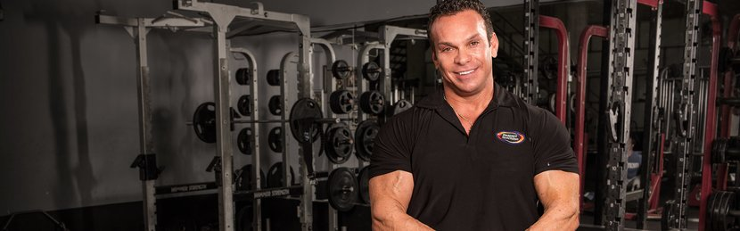 Walking The Walk: Legendary Bodybuilder Rich Gaspari's Famous Physique
