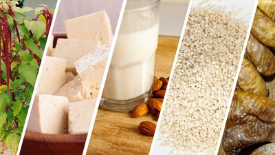 The 5 Best Dairy-Free Calcium Sources