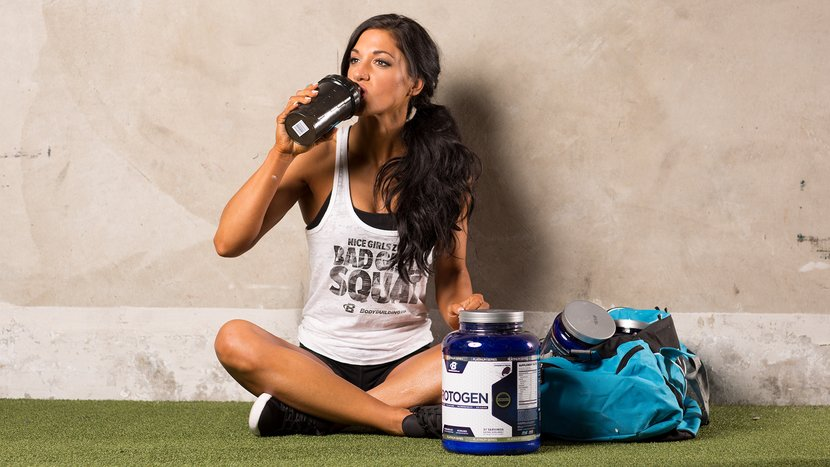 The Girls Guide To Supplements