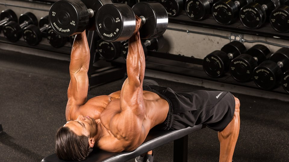 The Simple Tweak That Can Transform Your Dumbbell Bench Press!