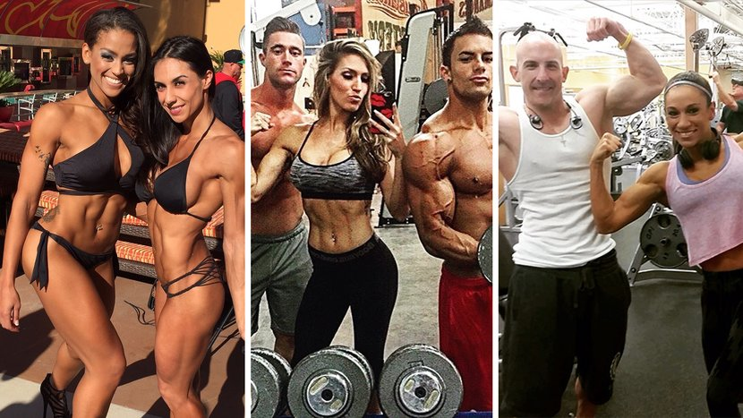 10 Amazing Photos Of Fit Friends!