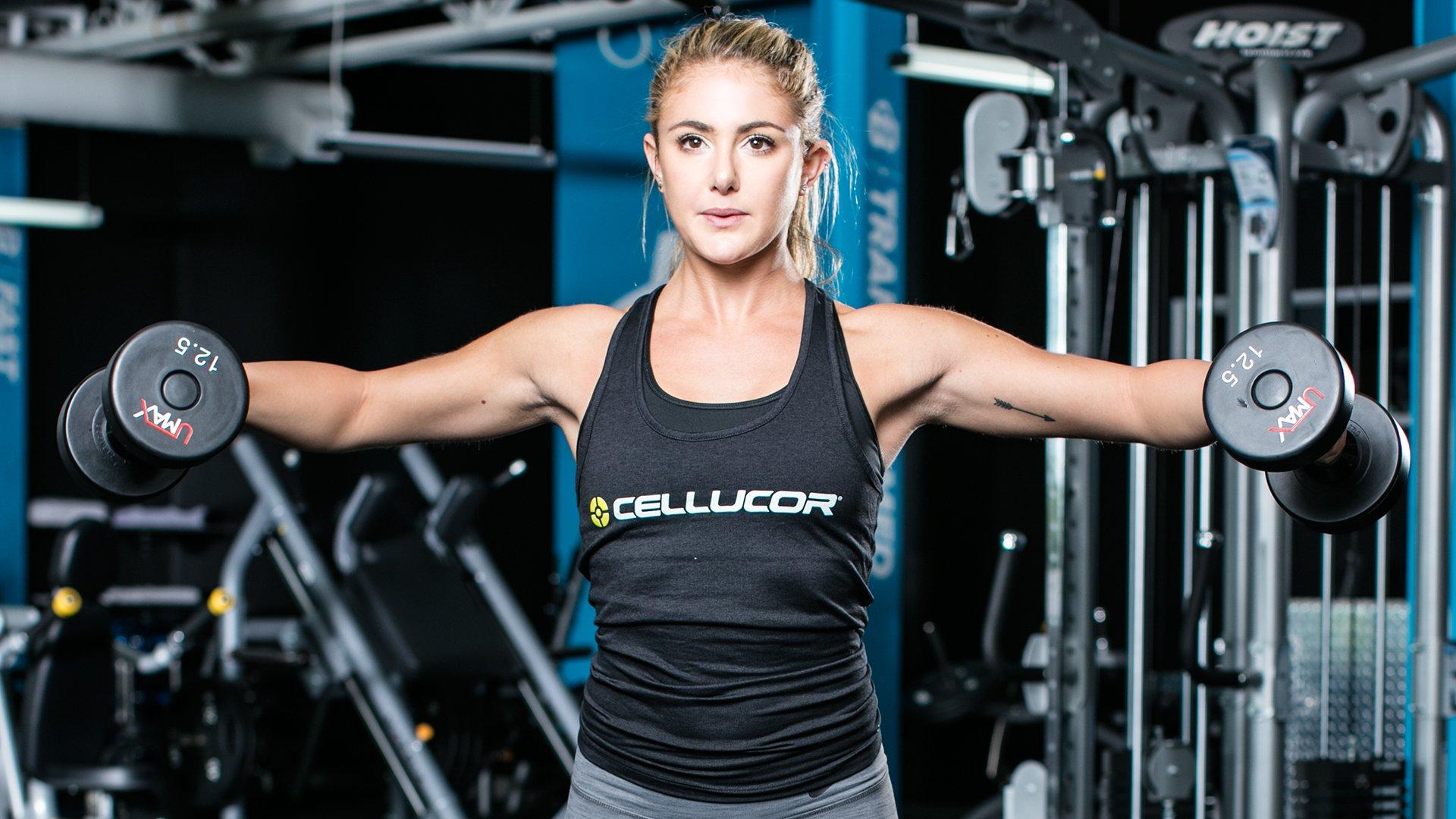 Alex Silver Fagan S Strong Moves Upper Body Workout
