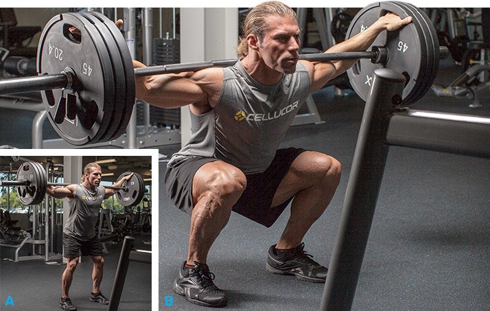 Muscles Aren 39 T Built In A Day But That Doesn Mean Solid Workout Can Give You Instant Definition See By Performing Certain Moves Think Three To Five