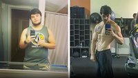 Get In Shape With This 22-Year-Old's Transformation Plan