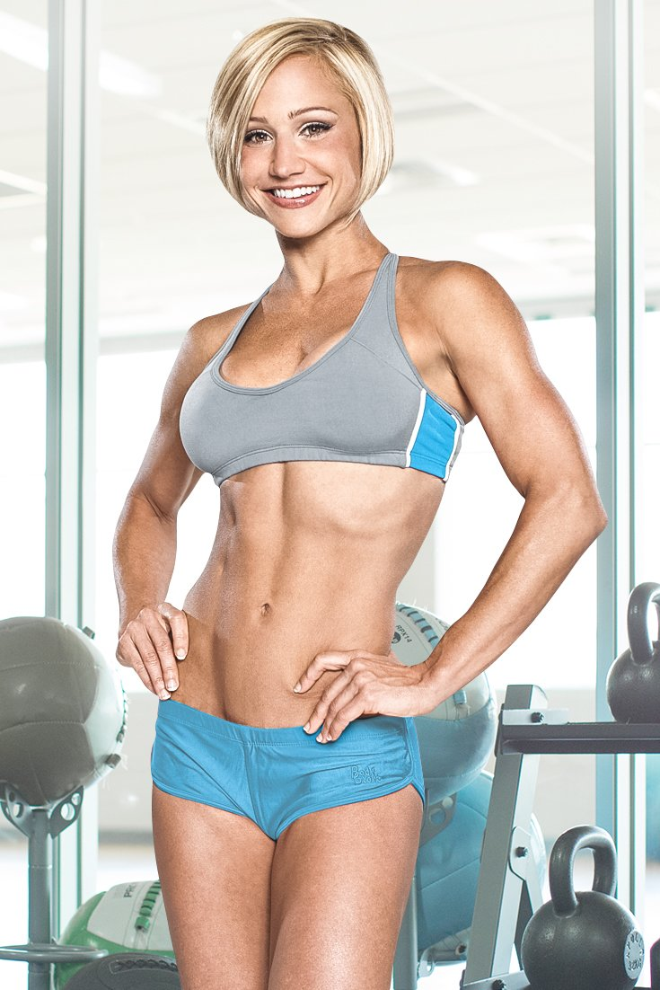 Jamie Eason Fitness 360: Learn Her Training, Diet, And