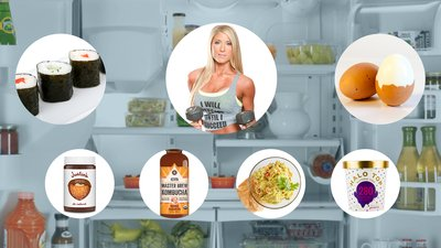 Kandace Hudspeth: What's In Your Fridge?