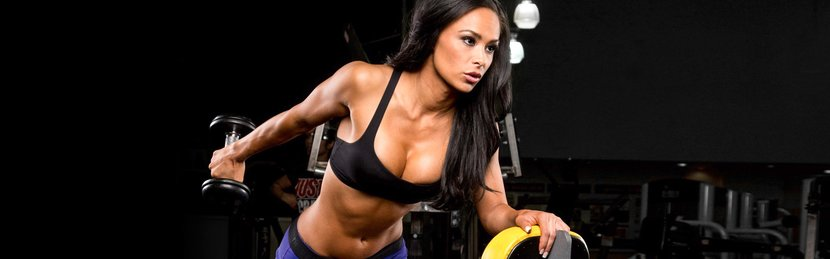 Fitness 360: Katie Chung Hua, Built For The Beach