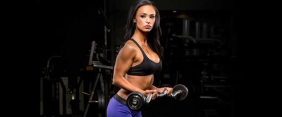 Fitness 360: Training Program—Katie Chung Hua, Built For The Beach